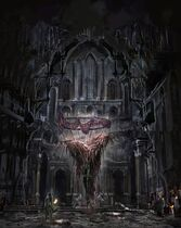 Old Yharnam concept art 3
