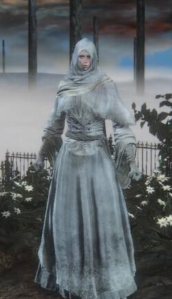 White Church Set (female)