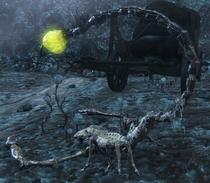 Gravekeeper Scorpion №2
