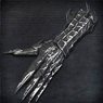 Рукавицы из костной золы - табл