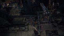 Djura's machine gun