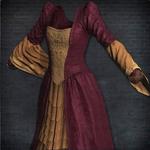 Благородное платье - табл