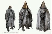 Alfred Concept Art Bloodborne