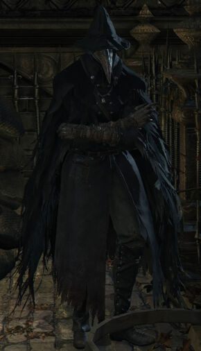 Eileen the Crow (first encounter)
