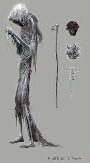 Pilgrim Concept Art