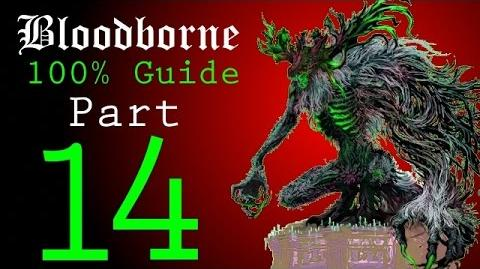 Bloodborne - Walkthrough 14 - Nightmare of Mensis to Mergo's Wet Nurse