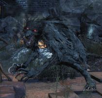 Scourge Beast №7