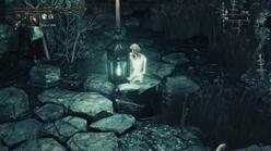 Messenger Lantern in Nightmare Frontier
