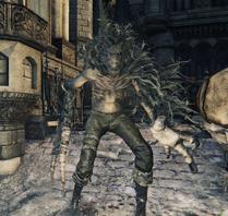 Beast's Embrace Hunter №1