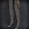 Иноземные штаны - табл