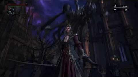 Bloodborne - Feeding Adella to Amygdala