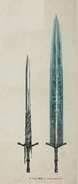Holy Moonlight Sword Concept Art