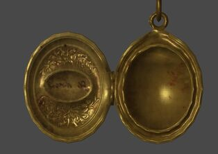View of the inside of the Pendant