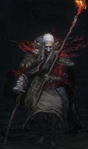 Старейшина птумериан №1 - портрет