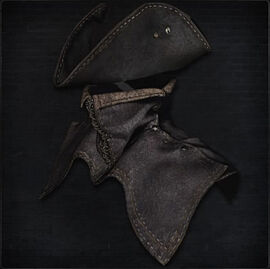 Yharnam Hunter Cap (male)