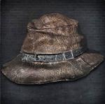Мятая ярнамская шляпа - табл