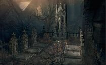 Cathedral Ward concept art 2