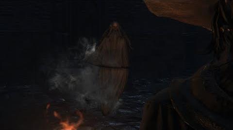 Bloodborne - Unused Chalice Ghost