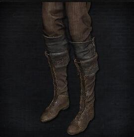 Maria Hunter Trousers