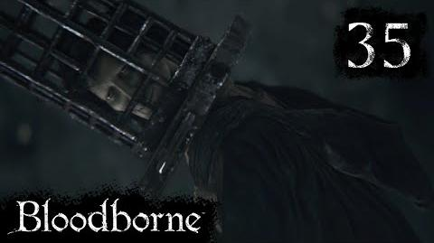 Micolash - Bloodborne NG Part 35 - Let's Play Hard
