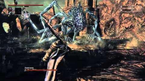 Амигдала на НГ 4 СОЛО (Bloodborne)