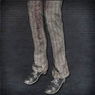 Окровавленные штаны - табл