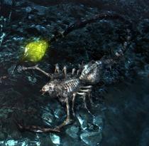 Gravekeeper Scorpion №6
