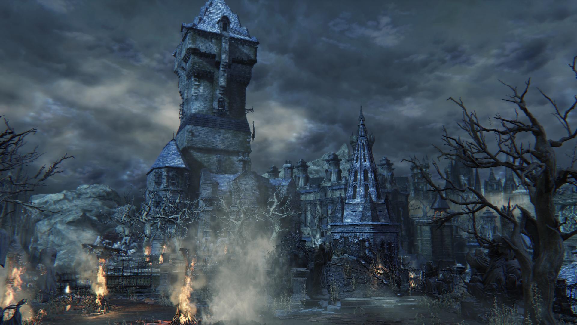 Old Yharnam | Bloodborne Wiki | Fandom
