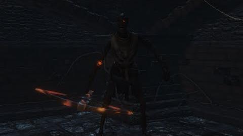 Bloodborne - Unused Chalice Warrior