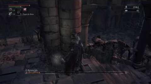 Bloodborne Boss One Reborn - Easy Low Lvl Strategy