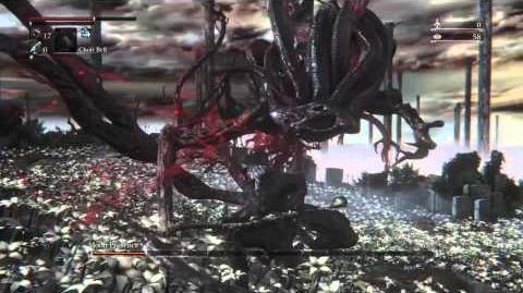 Moon Presence Boss Fight