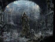 Tomb of Oedon concept art