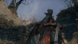 Bloodborne Double-barreled Shotgun