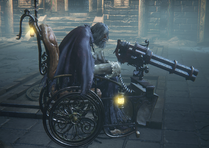 Wheelchair Huntsman №11