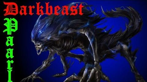 Bloodborne - Darkbeast Paarl Boss Strategy & Fight