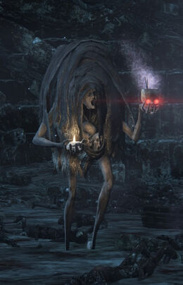 Labyrinth Ritekeeper (standing version)