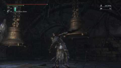 Bloodborne - How to use the Bells in Chalice Dungeons