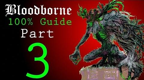 Bloodborne - Walkthrough 3 - Cathedral Ward, Old Yharnam, and Blood-starved Beast Boss Battle