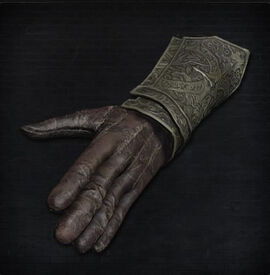 Old Hunter Gloves