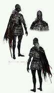 Cainhurst Armour Concept