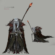 Pthumerian Elder concept Art