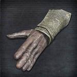 Перчатки старого охотника - табл