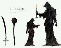 Shadow of Yharnam concept art