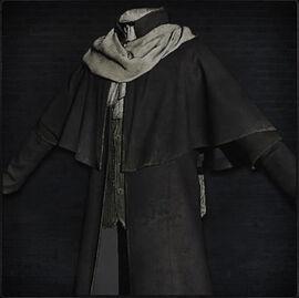 Black Church Garb (male)