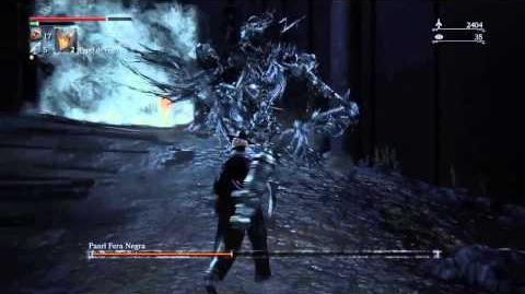 Bloodborne Darkbeast Paarl Boss