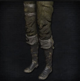 Old Hunter Trousers
