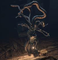 Snake Parasite №15