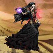 Gabriella, of the Endless Dark Small