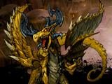 Fafnir, Fire Dragon