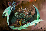 Aalthos, God of Dragons Image